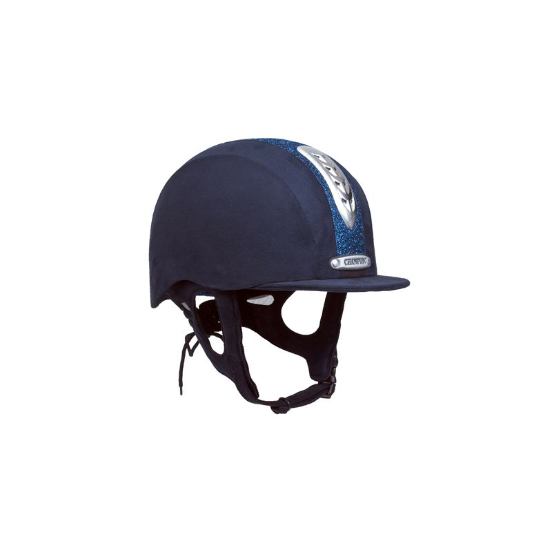 Champion Junior X Air Dazzle Plus Riding Hat
