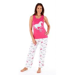 Platinum Wild And Free Ladies Pyjamas