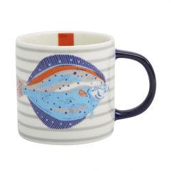 Joules Cuppa Mug Plaice