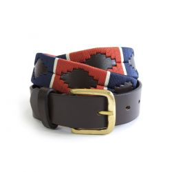 KM Elite Traditional Polo Belt Narrow