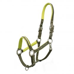 Schockemohle Sports Nice Chrome Headcollar