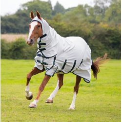 Shires Highlander Plus Sweet Itch Combo Fly Rug