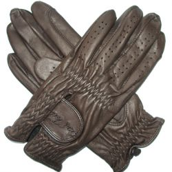 Mark Todd Leather Show Gloves Child
