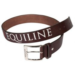 Equiline Ralph Unisex Leather Belt