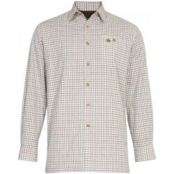 Alan Paine Bury Mens Fleece Lined Shirt