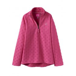 Joules Junior Fairdale Girls Sweatshirt Parisian Pink
