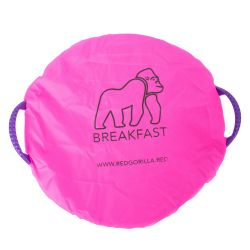 Red Gorilla Breakfast And Dinner Tub Bucket Covers Pack Of 2