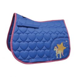 Little Rider Star In Show Saddle Pad