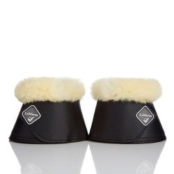 LeMieux WrapRound Lambskin Over Reach Boots