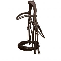 Schockemohle Sports Venice Double Bridle
