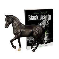 Breyer Classics Black Beauty Horse And Book Set