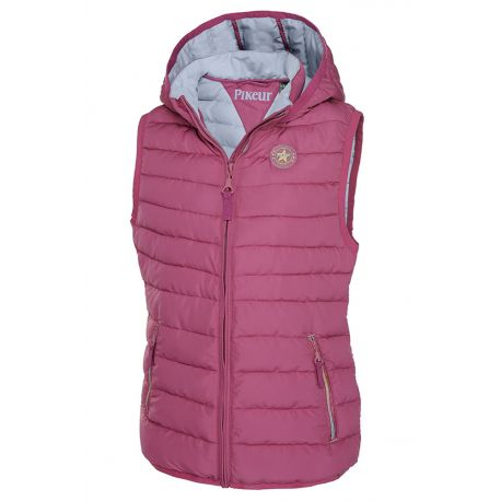 Pikeur Maja Childrens Quilted Waistcoat