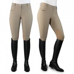 John Whitaker Horbury Ladies Self Seat Breeches B074