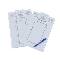 Shires Learner Dressage Test Board