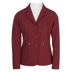 Horseware Ladies Competition Jacket Pomegranate