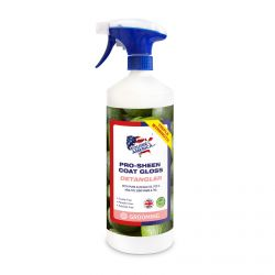 Equine America Pro-Sheen Coat Gloss And Detangler