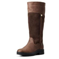 Ariat Windermere II Waterproof Boot Dark Brown