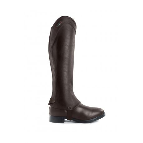 Brogini Marconia Synthetic Leather Gaiter Half Chap LG036