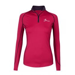 LeMieux My LeMieux Base Layer Mulberry