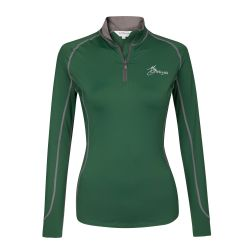 LeMieux My LeMieux Base Layer Hunter Green