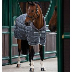 Horseware Rhino Original Stable Rug Medium 250g Charcoal Grey