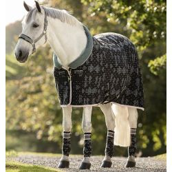Horseware Fashion Cosy Fleece Rug Hexagon Print