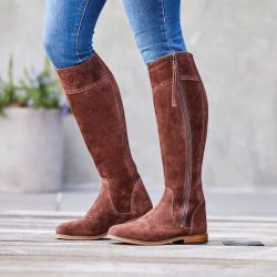 Dublin Kalmar SD Tall Boots Chocolate