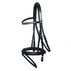 Schockemohle Sports Hamburg Bridle With Reins