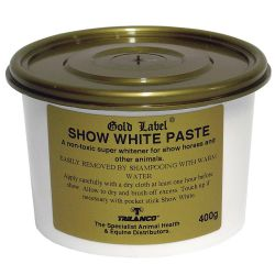 Gold Label Snow White Paste