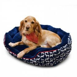 John Whitaker Stanbury Reversible Dog Bed D036