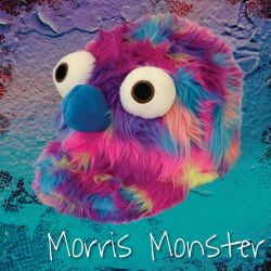 Equetech Morris Monster Hat Silk
