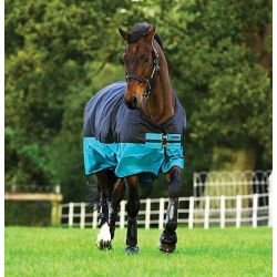 Horseware Mio Lite Turnout Dark Blue