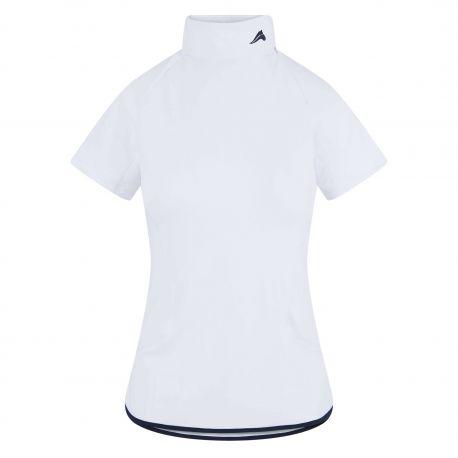 Euro-Star Saphie Ladies Competition Shirt White