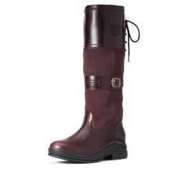 Ariat Langdale Waterproof Boot Waxed Chocolate