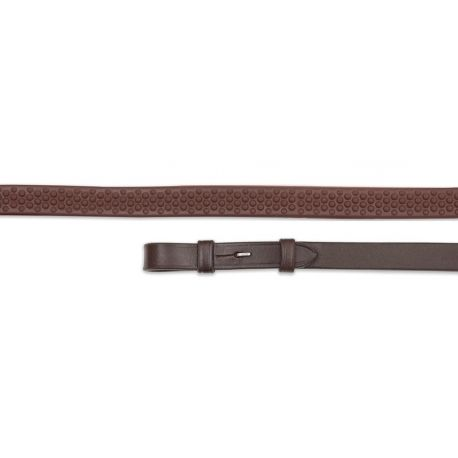 Shires Soft Rubber Grip Reins 54""