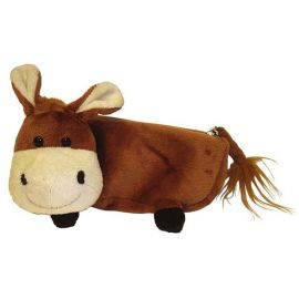 Plush Horse Pencil Case