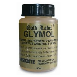 Gold Label Glymol Mouth Paint