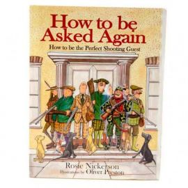 How To Be Asked Again Book