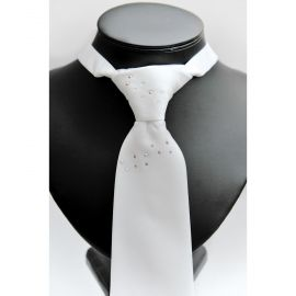 Showquest Childs Ready Tied Tie With Swarovski Crystals