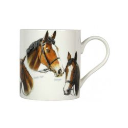 Horse Head Mug Gift Boxed