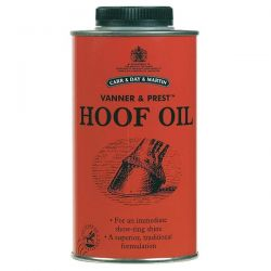 Car, Day & Martin Vanner & Prest Hoof Oil