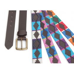Shires Drover Argentinian Polo Belt