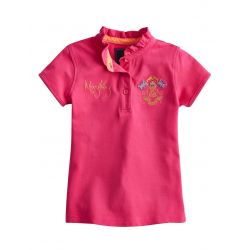 Joules Jnr Mary King Girls Polo Shirt