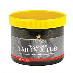 Lincoln Stockholm Tar In A Tub