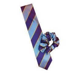 Equetech Junior Pony Club Stripes Show Tie