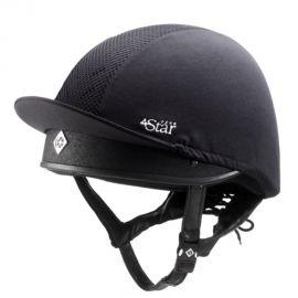 Charles Owen 4 Star Jockey helmet