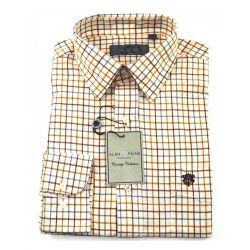 Alan Paine Ilkley Gents Check Shirt