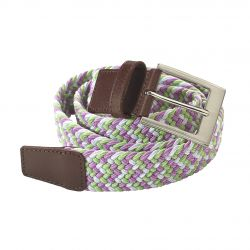 Euro-Star Unisex Plaited Belt