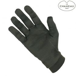 Le Chameau Silk Gloves