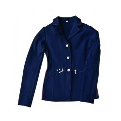 John Whitaker Children's Show Jacket with Stitch Star and Pipe
